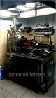 Stół probierczy do regulacji pomp  rzędowych i rotacyjnych. Foto 3.