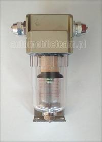 Filtr przepływu paliwa do stołu probierczego common rail.