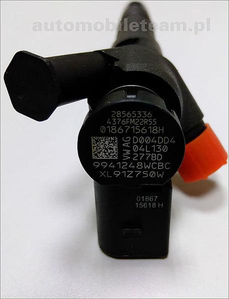 Wtryskiwacz DELPHI 28565336 / 04L130277BD.